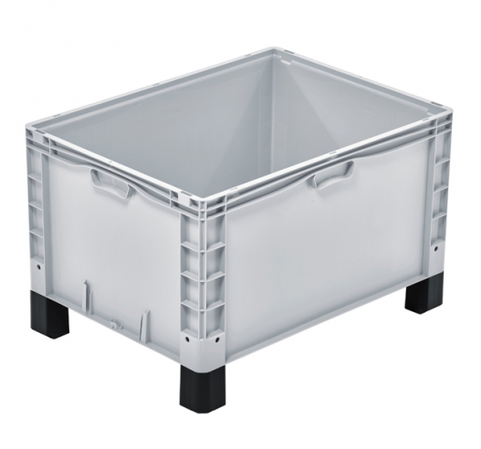Basicline Plus Container with Feet