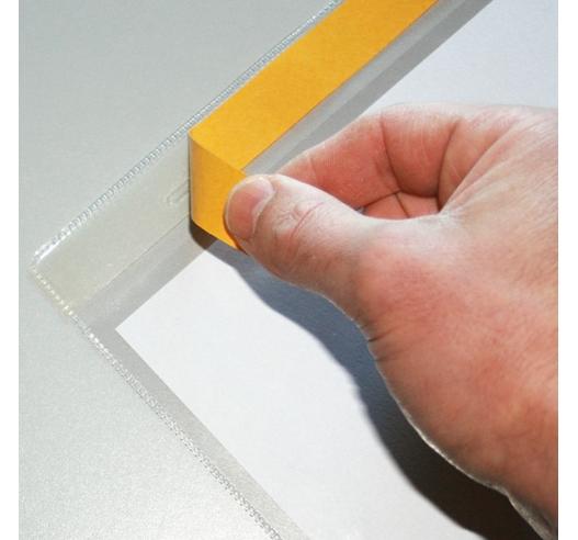 Self-Adhesive Pockets