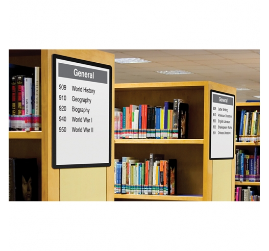 Frames in libraries