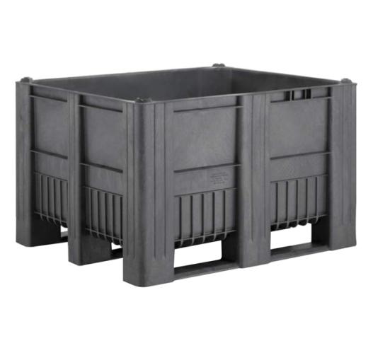 Pallet Box in Basalt Grey