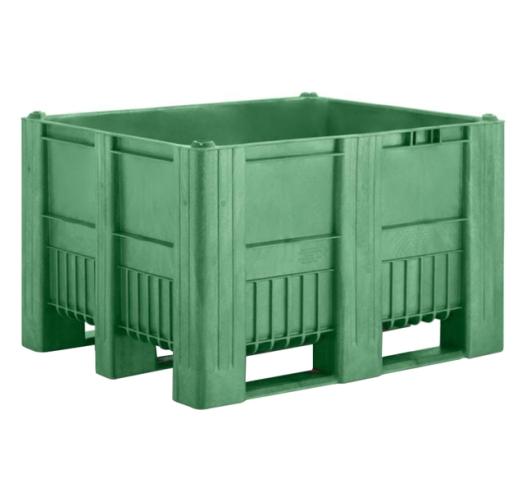 Pallet Box in Green