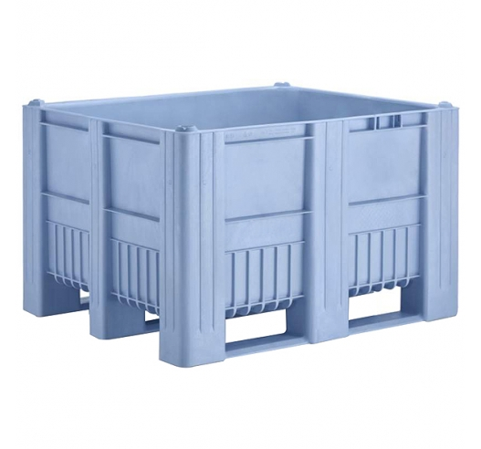 Pallet Box in Light Blue