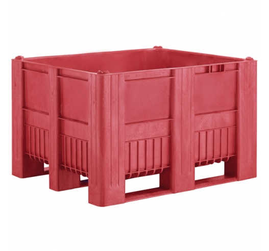 Pallet Box in Red