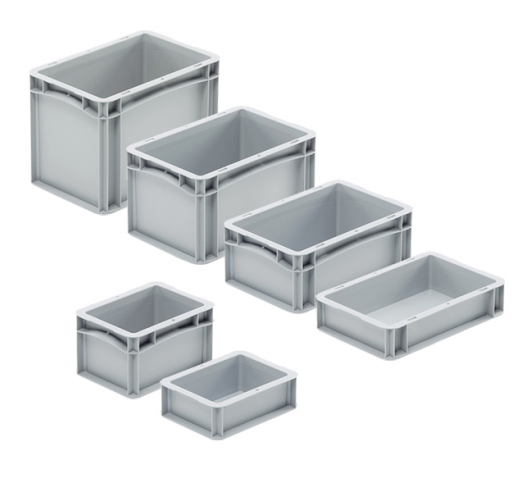 Basicline Mini Euro Containers Range