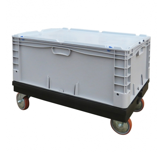 Container Case on Dolly
