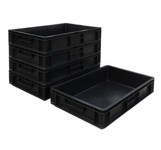 Set of 5 Euro Containers