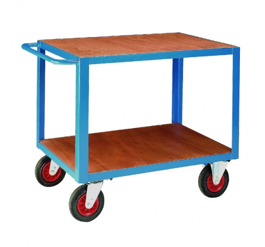 Table Truck With Timber Decks