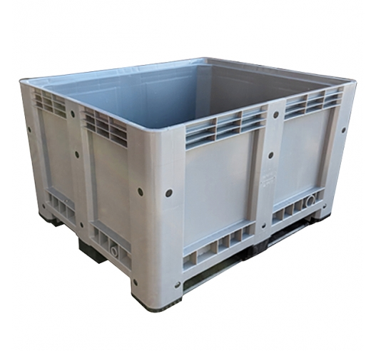 Pallet Box with Skids