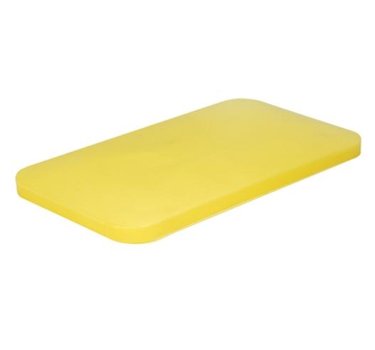 Optional Lid in food grade polyethylene