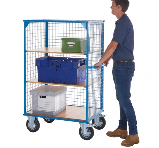 DT603Y Distribution Truck With Shelving
