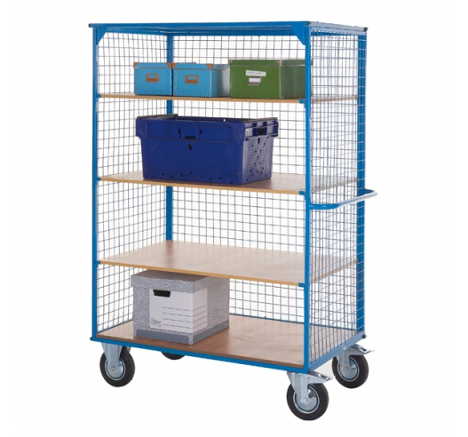 DT903Y Distribution Truck With Shelving