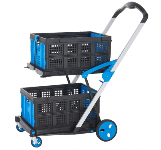 Trolley With 2 Boxes