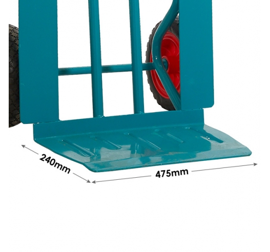 Toe Plate Dimensions