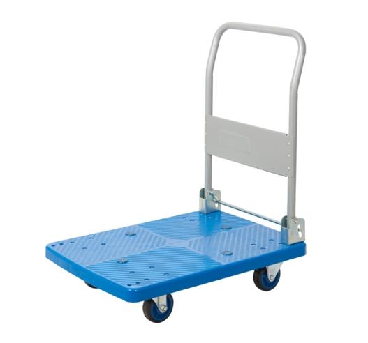 PPU81Y Small Platform Trolley