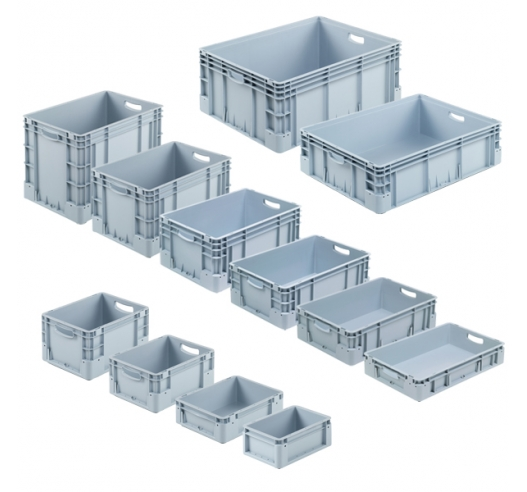 Silverline container range