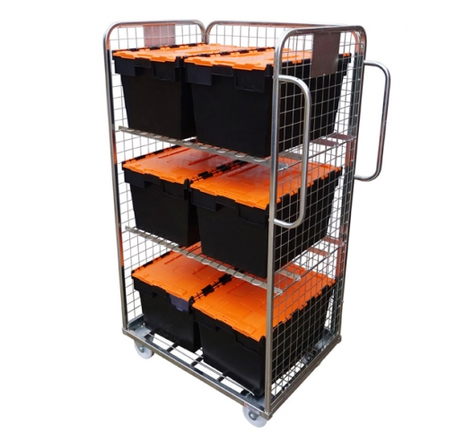 Trolley With Boxes Example