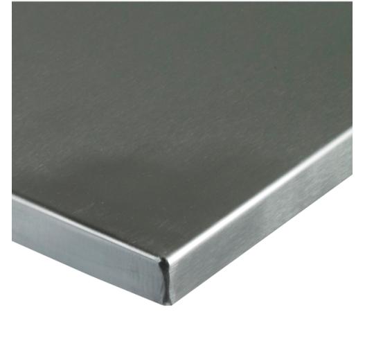 Stainless Steel Worktop Option