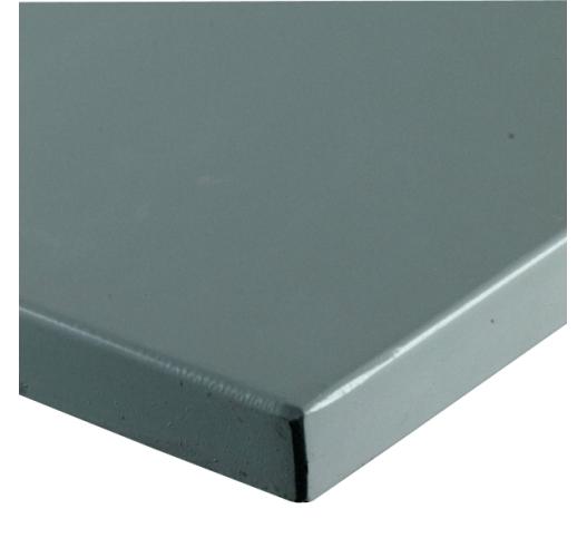 Steel Worktop Option