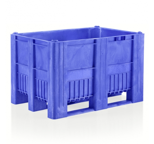 CB1 Blue Euro Pallet Box