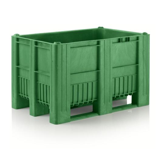 CB1 Green Euro Pallet Box