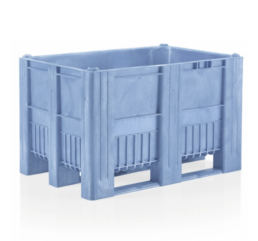 CB1 Light Blue Euro Pallet Box