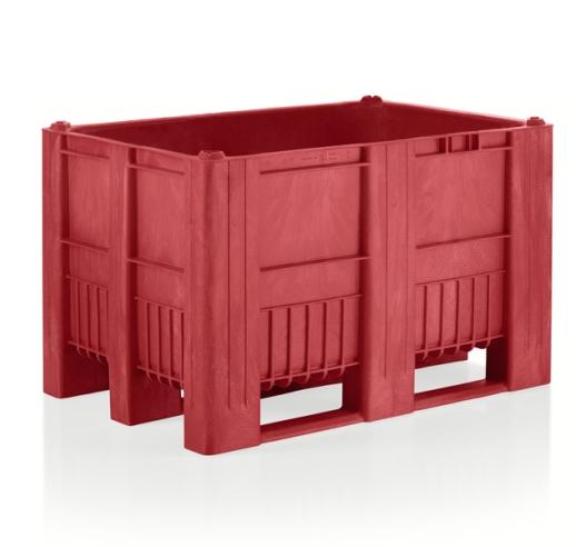 CB1 Red Euro Pallet Box