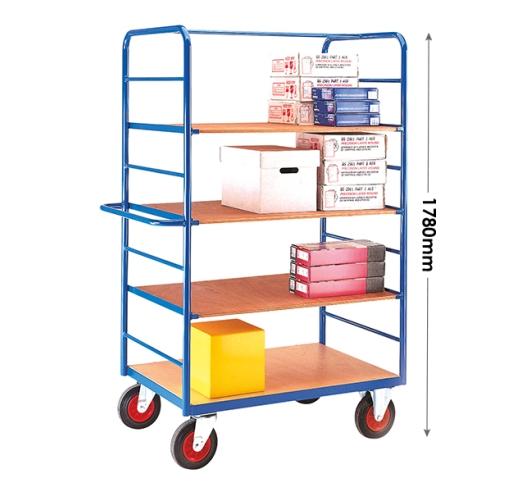 Shelf Truck Height