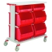 6 Container Distribution Trolley
