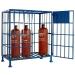 Static Cylinder Storage Cage