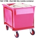 CT88 360 Litre Container on Wheels