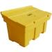 Large 350 litre grit bin