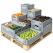 Ventilated Euro Stacking Containers Group