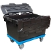 LC3 Crates with Compatible Transport Dolly