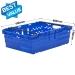 Blue Bale Arm Supermarket Crates