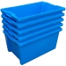 PLASSN73 nested containers in blue