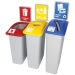 3 sizes of Waste Watcher containers
