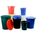 Tapered bin group