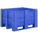 Pallet Box in Blue