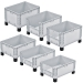 Basicline Containers Range with Feet