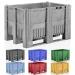 PLASCB1 Euro Sized Pallet Box 1200x800mm 470 Litres